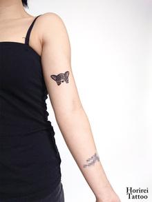 刺青作品 Tattoo 「刺青チワワ」